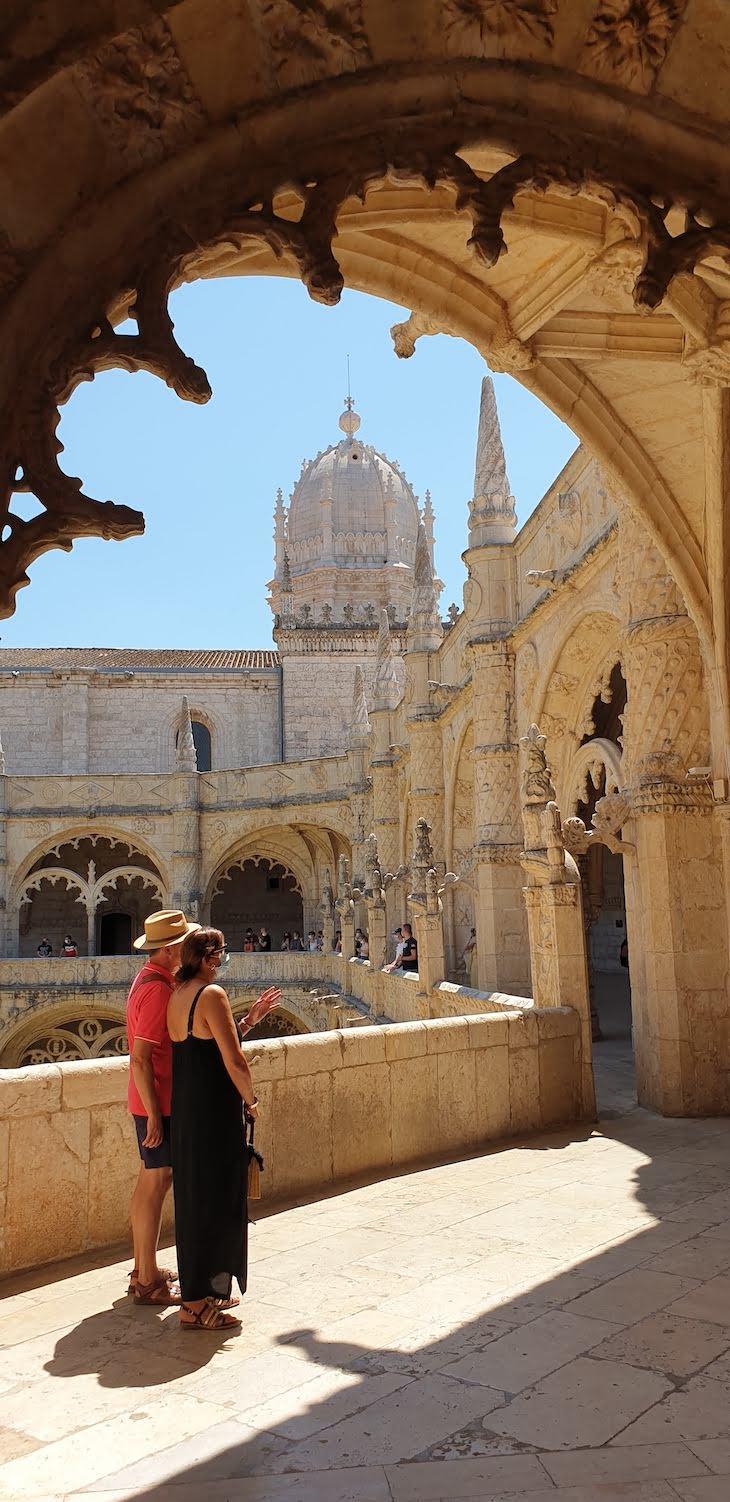 Mosteiro dos Jerónimos - Lisboa - Portugal © Viaje Comigo