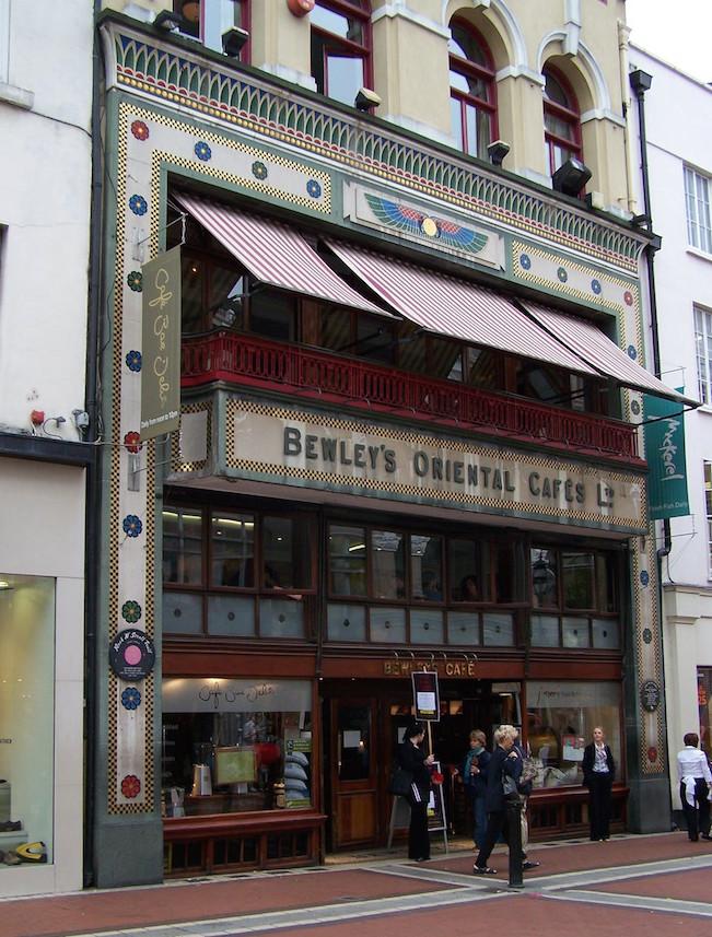 Bewley's Oriental Cafés Lda, em Dublin