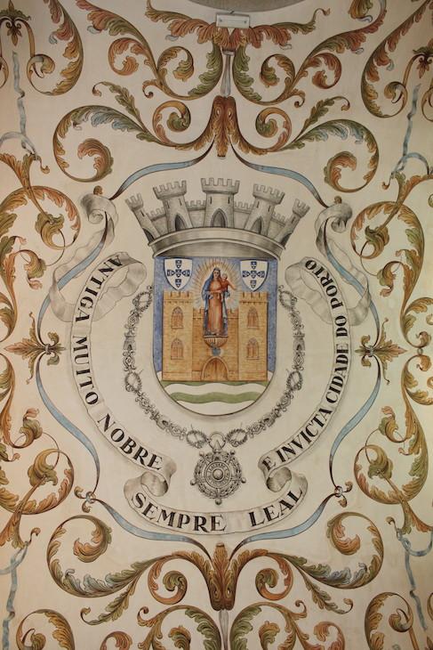 Brasão da Câmara Municipal do Porto