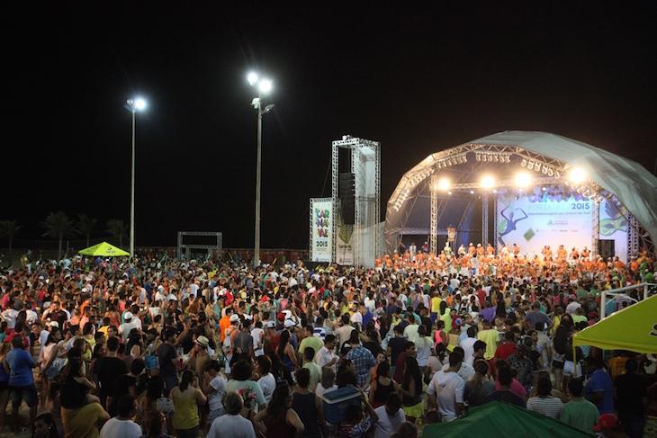 Carnaval de Fortaleza. Crédito para Marcos Moura-Prefeitura de Fortaleza