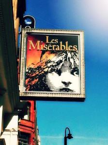 Cartaz Les Misérables