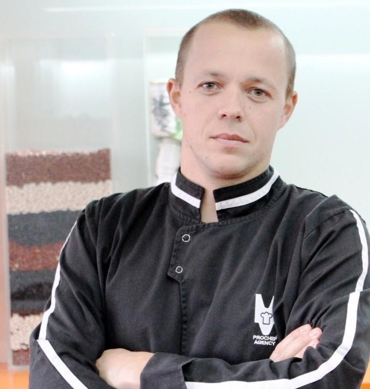 Chef Miguel Teixeira
