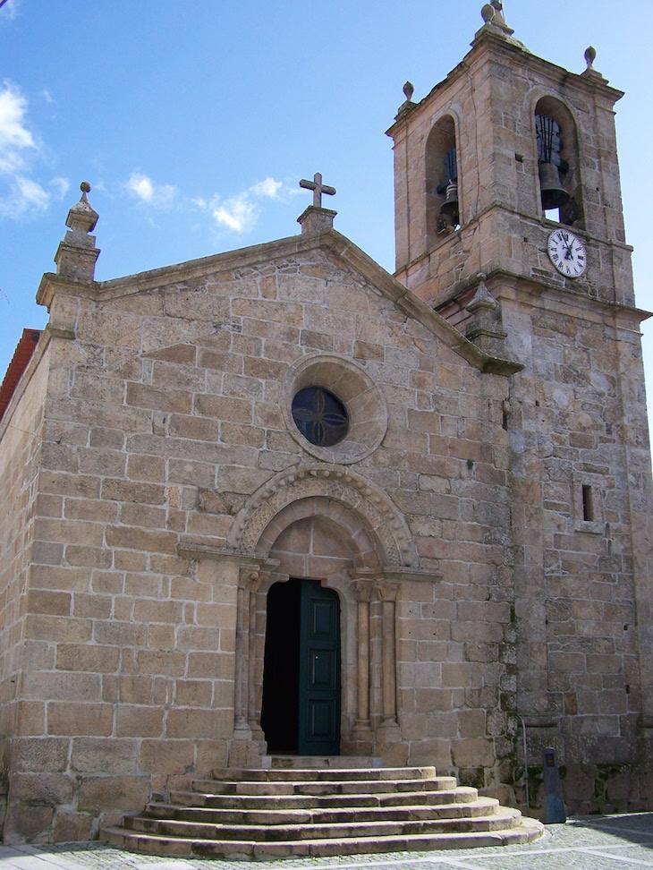 Igreja em Melgaço © Viaje Comigo