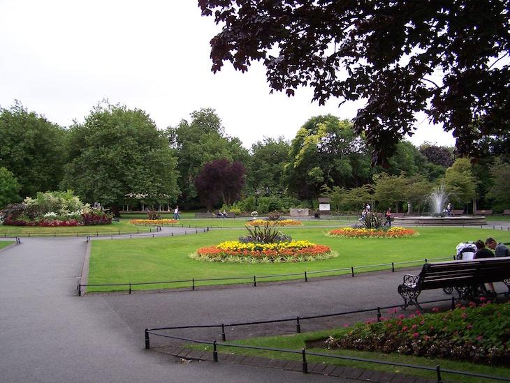 Jardim de Dublin