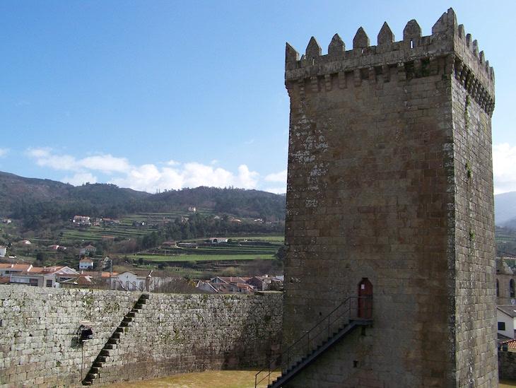Castelo de Melgaço © Viaje Comigo