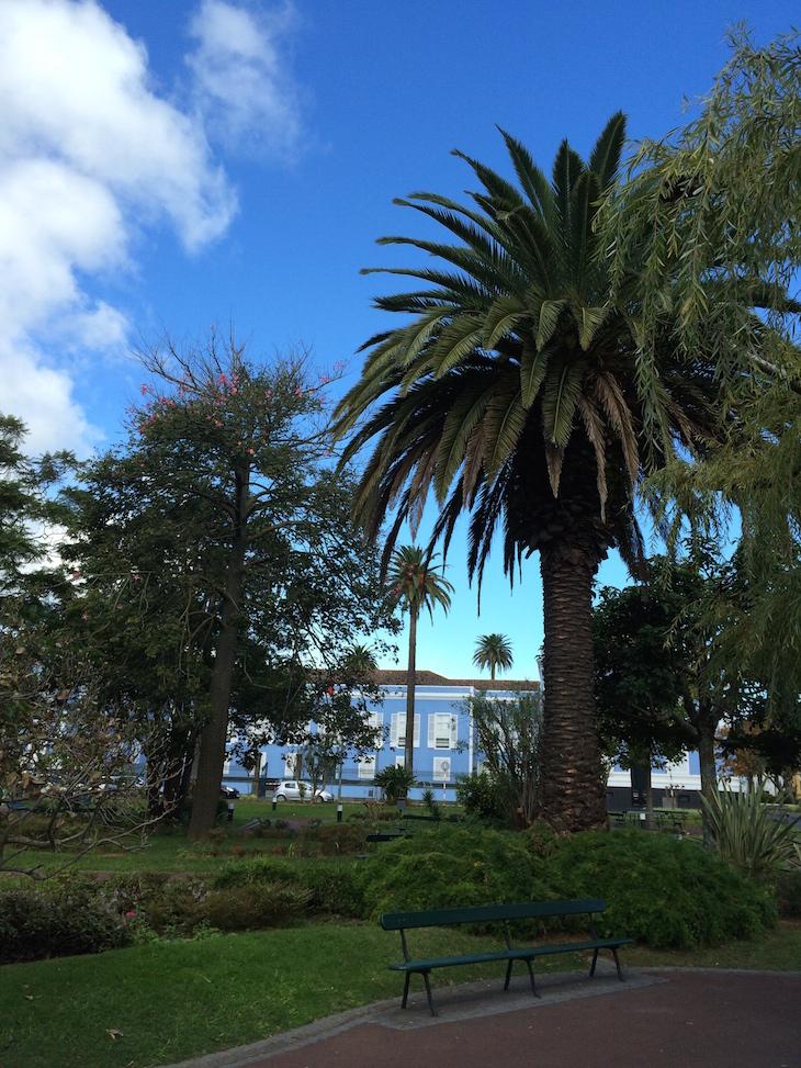 Jardim de Ponta Delgada, São Miguel, Açores