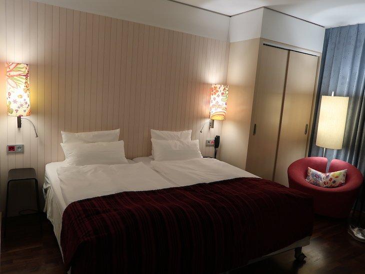 Hotel Scandic Berlin Potsdamer Platz © Viaje Comigo