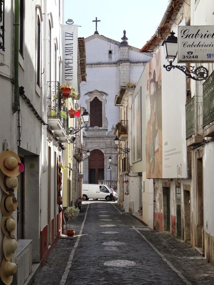 Rua Direita (Sé catedral ao fundo)