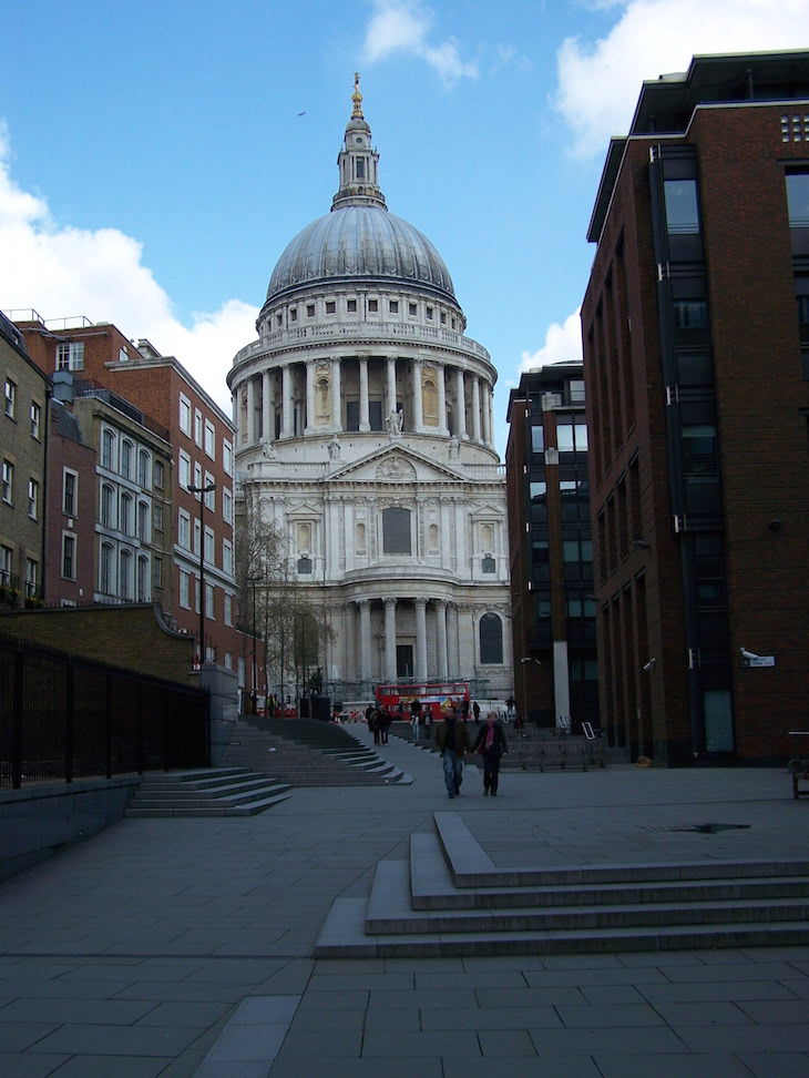 St Pauls Cathedral, Londres