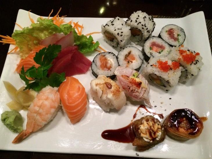 Sushi no Sumo Cais