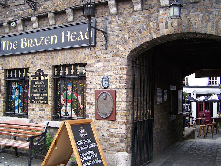 The Brazen Head, Dublin