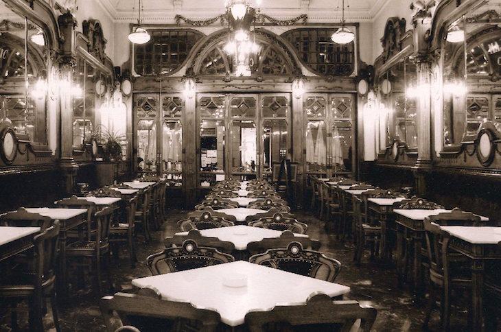 Majestic Anos 20 - Direitos Reservados Café Majestic