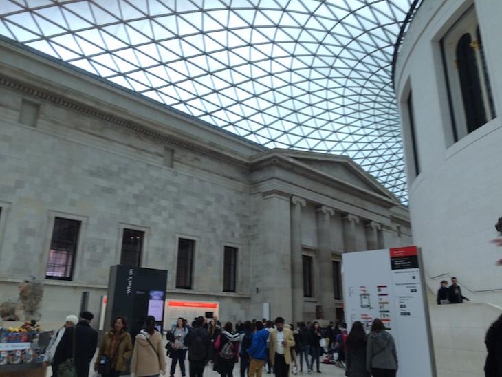 Interior British Museum