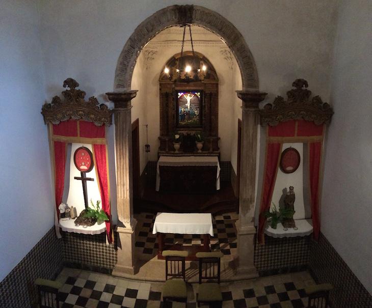 Capela da Quinta das Lágrimas, Coimbra