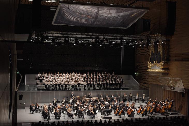 Concerto na Casa da Música, Porto- Direitos Reservados