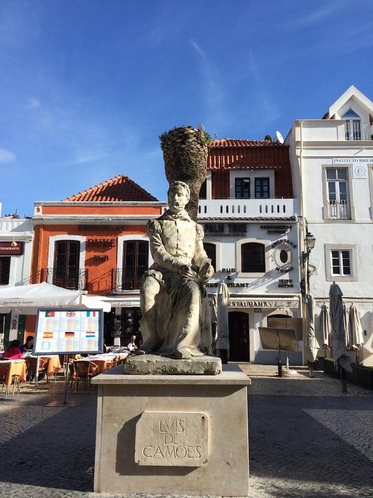 Estátua de Luís de Camões - Cascais