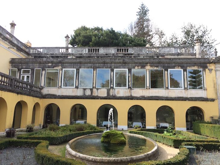 Fontanário na Quinta das Lágrimas, Coimbra