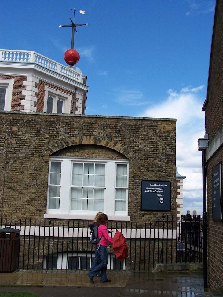 Observatório em Greenwich, Londres