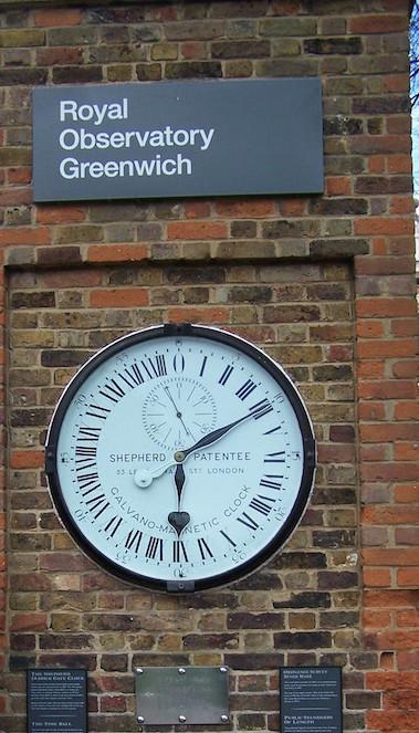 Observatório de Greenwich ©Viaje Comigo