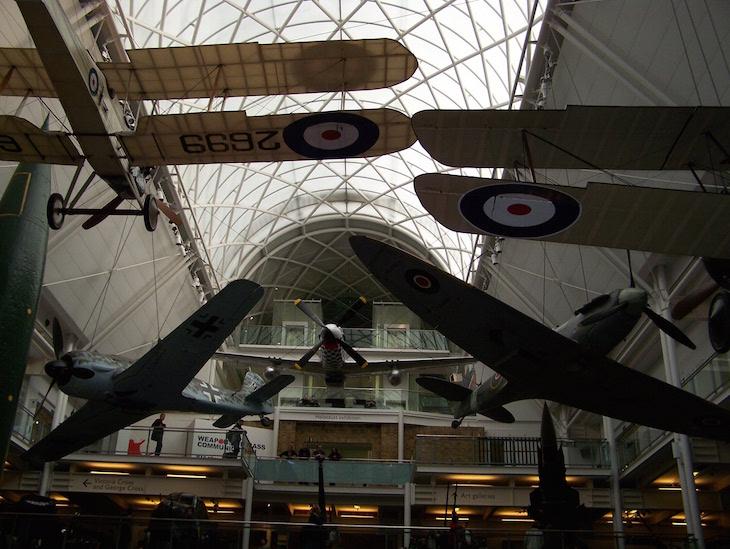 Museu do Império e da Guerra, em Londres