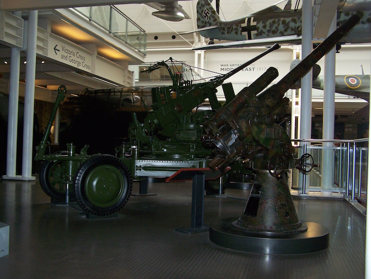 Imperial War Museum, Londres
