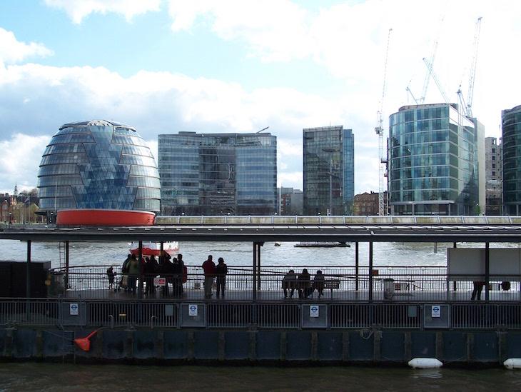 Arquitetura de Londres