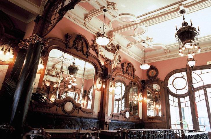 Majestic Salão - Direitos Reservados Café Majestic