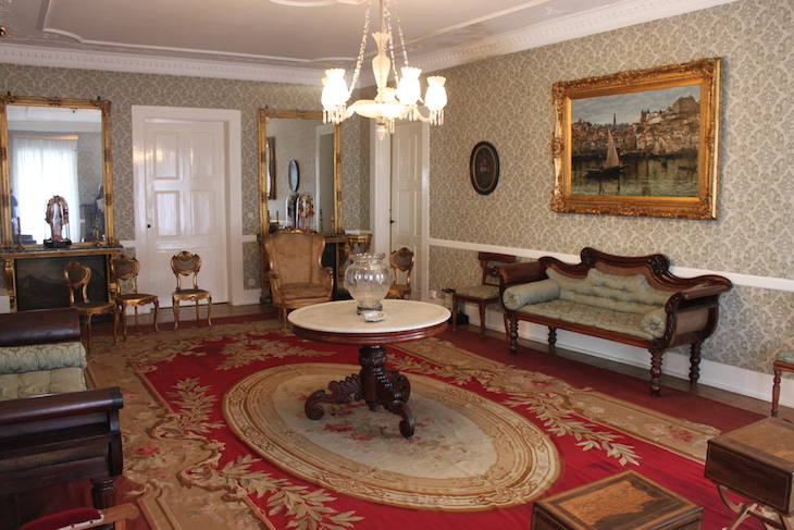 Museu Romântico da Quinta da Macieirinha, Porto