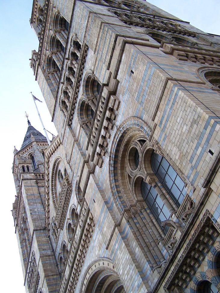 Museu de História Natural de Londres © Viaje Comigo