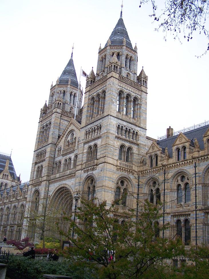 Museu de História Natura de Londres