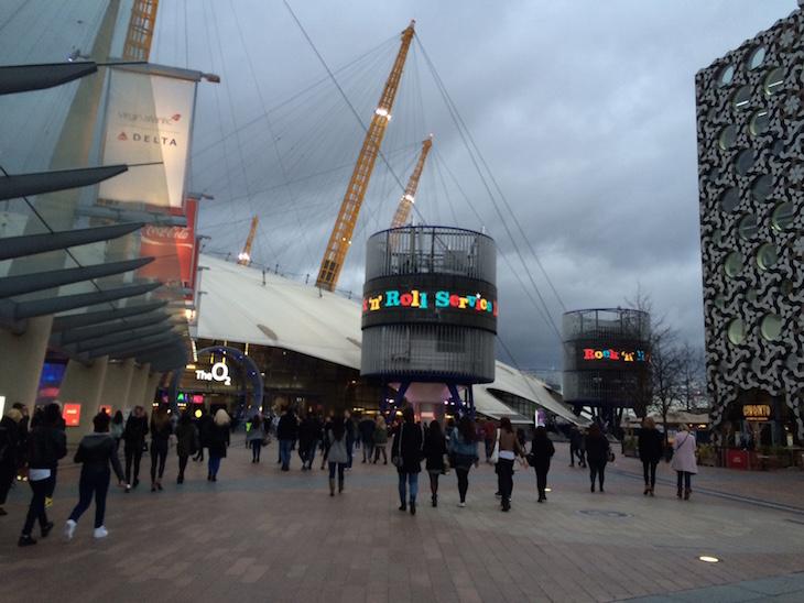 O2 Arena - Greenwich