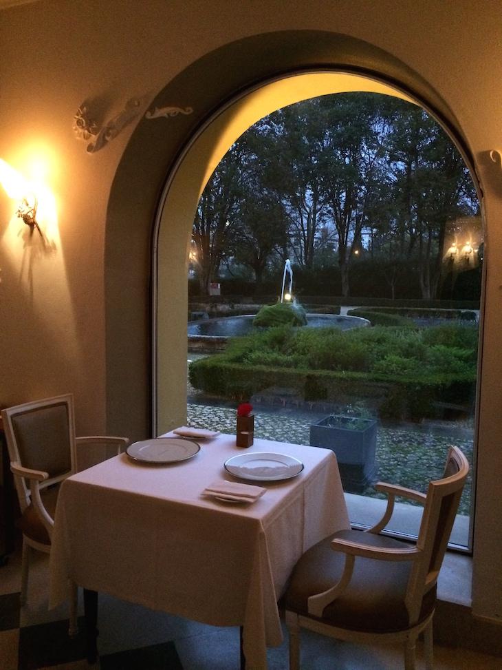Restaurante Arcadas - Quinta das Lágrimas - Coimbra