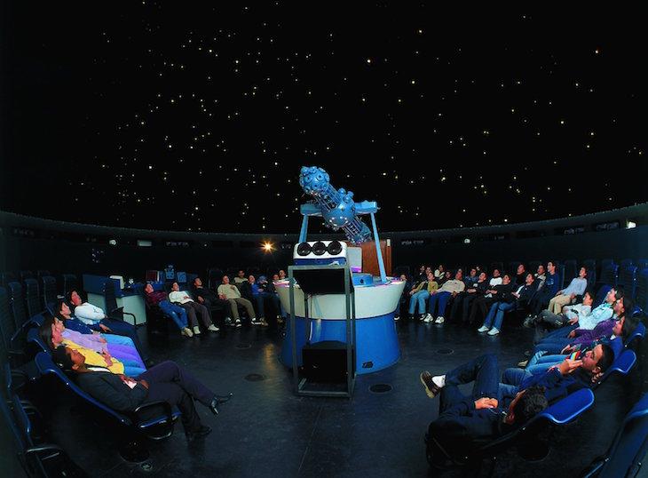 Sala do Planetário