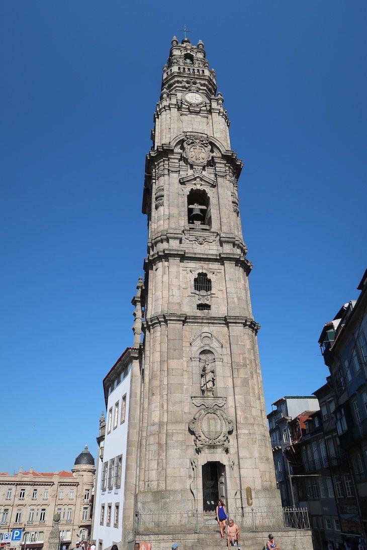 Torre dos Clérigos - Porto © Viaje Comigo