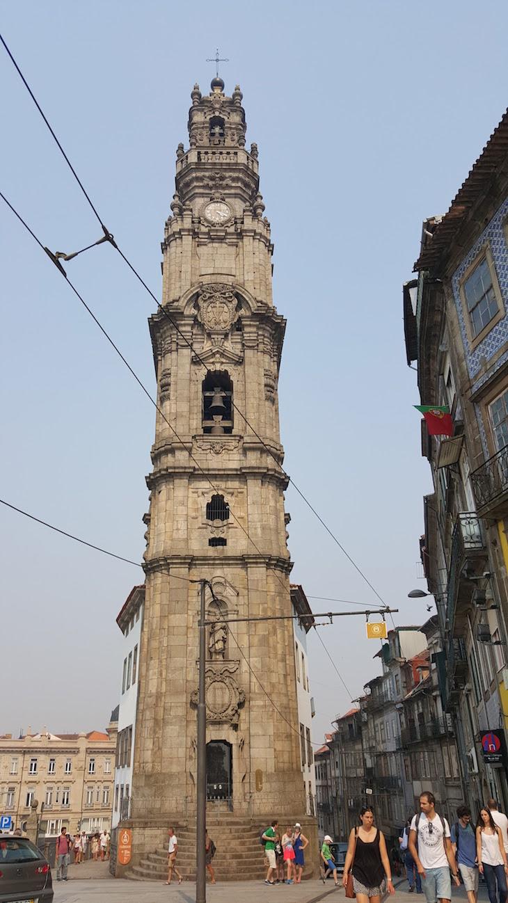 Torre dos Clérigos, Porto © Viaje Comigo ®
