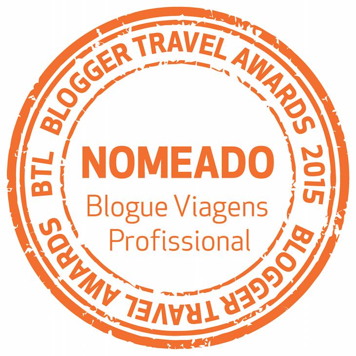 Viaje Comigo nomeado na BTL para Melhor Blogue Profissional de Viagens