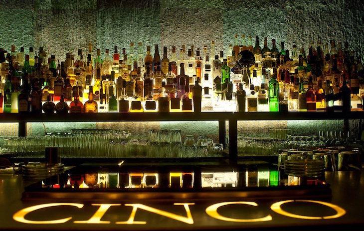 Cinco Lounge - Direitos Reservados Cinco Lounge