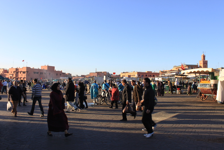Praça Djemaa El Fna