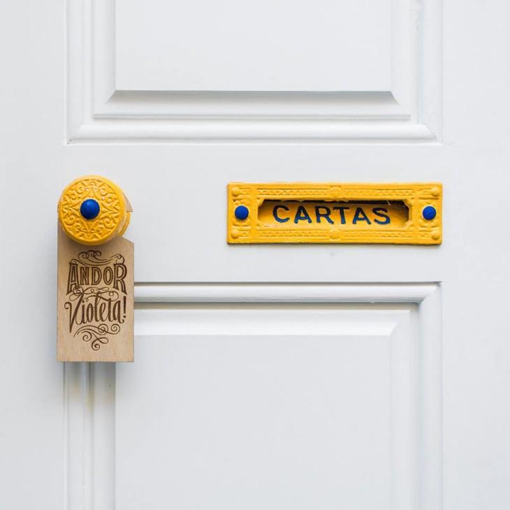 Door hanger 06