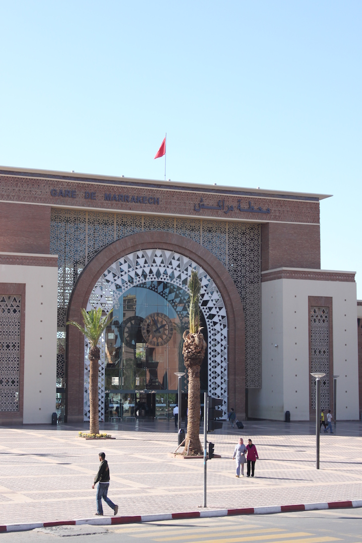 Gare de Marraquexe