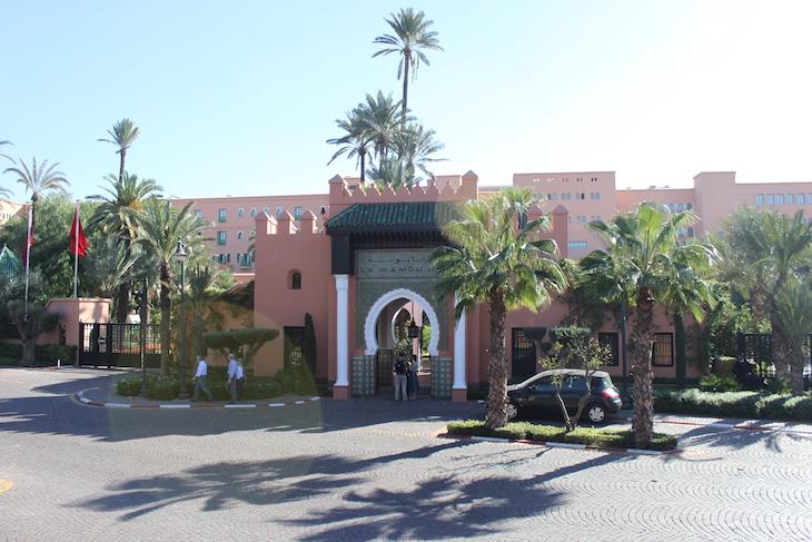 Hotel Mamounia, Marraquexe