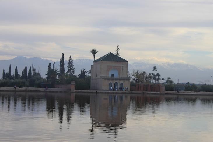 Jardins Menara, Marraquexe