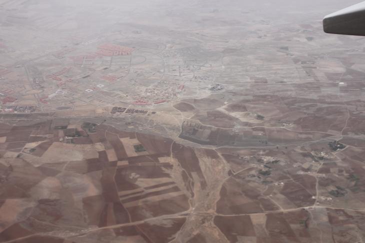 Marrocos visto do ar @Viaje Comigo