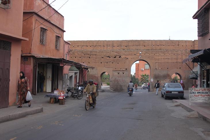 Muralha da Medina de Marraquexe