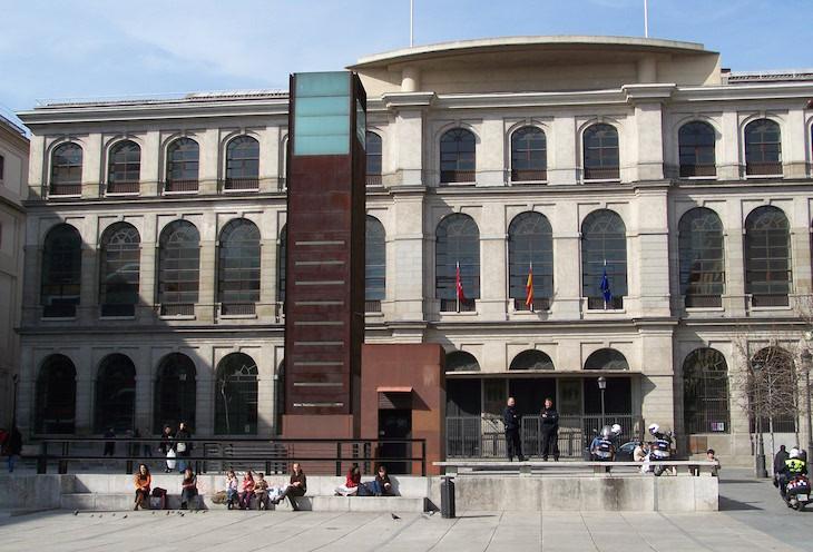 Museu Rainha Sofia - Museu Reina Sofia, Madrid