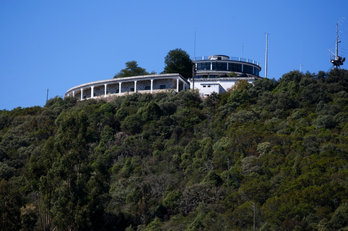 Casa Redonda na Quinta das Carvalhas - DR