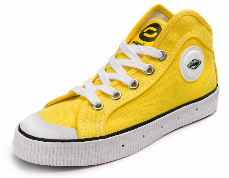 Sanjo - amarelas
