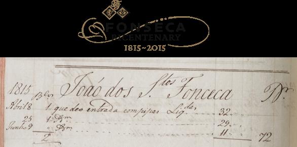 200 anos da Fonseca