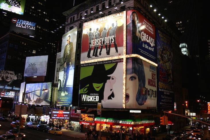 Broadway - Times Square - Viaje Comigo