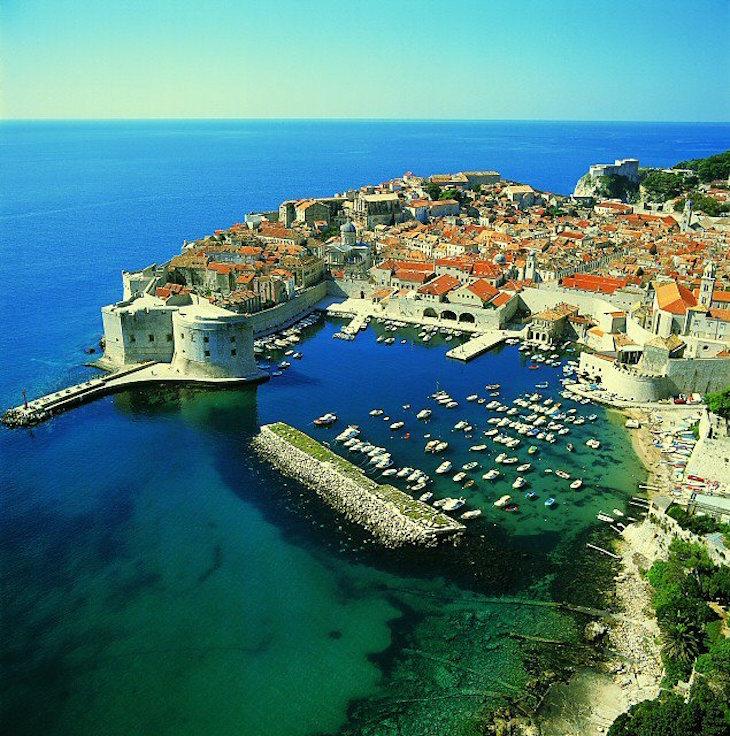 Dubrovnik- King's Landing na 2ª temporada - DR